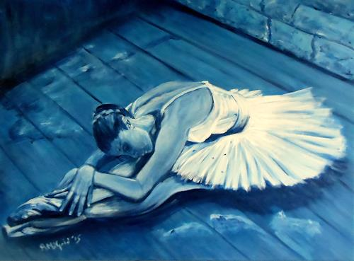 Amigold, Dreaming / sognando, Sport, Menschen: Frau
