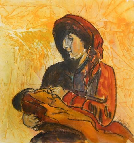 Amigold, Grossmutters Stolz, Menschen: Frau, Gefühle: Stolz