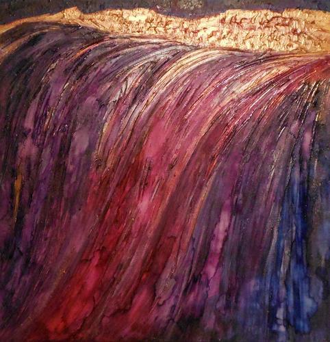 Amigold, Der verwunschene Berg, Abstraktes, Poesie