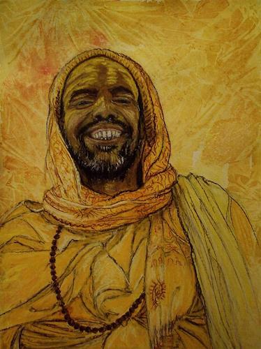 Amigold, Shri Shrankteshwar, Menschen: Porträt