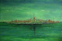 Amigold-Landschaft-See-Meer