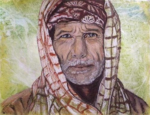 Amigold, Tonga Wallah /Pakistan, Menschen: Porträt