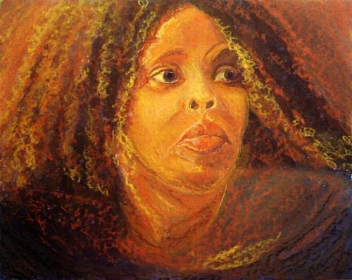 Amigold, Sister Jacqueline from Brooklyn, Menschen: Porträt