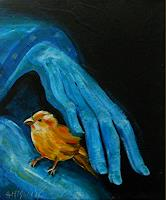 Amigold-Tiere-Luft-Gegenwartskunst-Gegenwartskunst