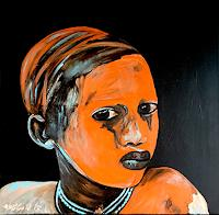 Amigold-Menschen-Kinder-Menschen-Portraet-Gegenwartskunst-Gegenwartskunst