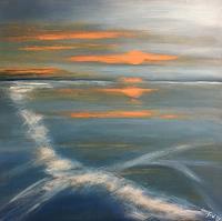 Amigold-Landschaft-See-Meer-Gegenwartskunst-Gegenwartskunst