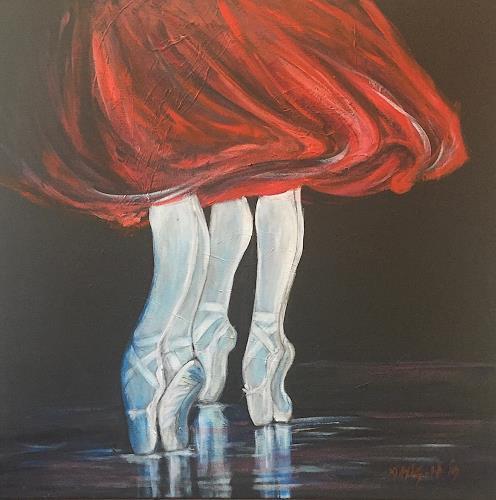 Amigold, Dancing Shoes, Sport, Gegenwartskunst