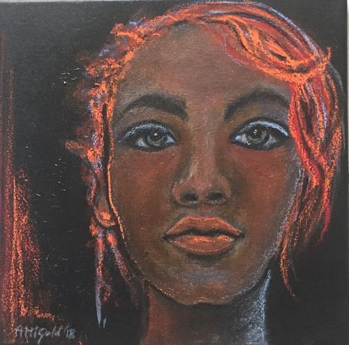 Amigold, Rote Zora, Menschen: Porträt, Gegenwartskunst