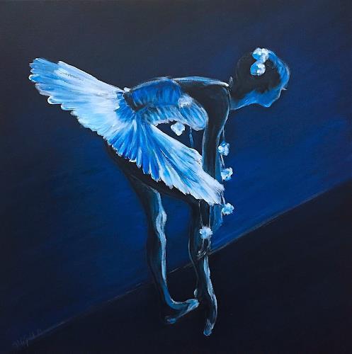 Amigold, Blick ins Rampenlicht, Sport, Gegenwartskunst, Expressionismus