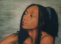 Amigold-Menschen-Portraet-Moderne-Abstrakte-Kunst