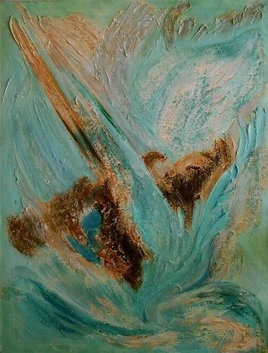 Amigold, Materie VI, Abstraktes
