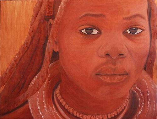 Amigold, Calim, Menschen: Porträt