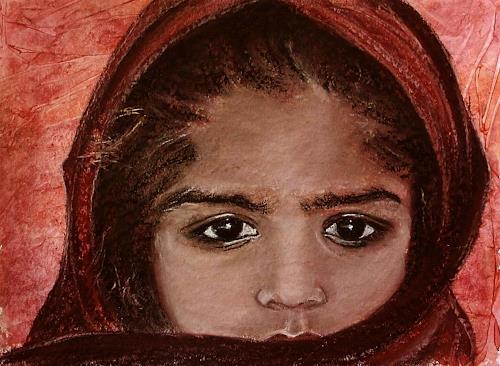 Amigold, Fragende Augen, Menschen: Porträt