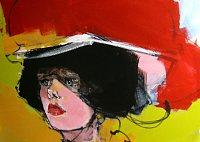 Max-Koehler-Menschen-Frau-Menschen-Gesichter-Gegenwartskunst-Postmoderne
