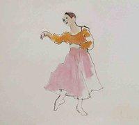 Max-Koehler-Bewegung-Menschen-Frau-Moderne-Impressionismus