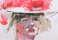 Max-Koehler-Menschen-Gesichter-Menschen-Frau-Moderne-Impressionismus