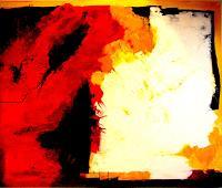 Elfriede-Breitwieser-Abstraktes-Dekoratives-Moderne-Abstrakte-Kunst-Informel
