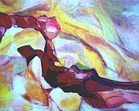 Elfriede-Breitwieser-Abstraktes-Moderne-Abstrakte-Kunst