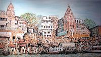 Richard-Lazzara-Diverse-Landschaften-Gegenwartskunst--New-Image-Painting