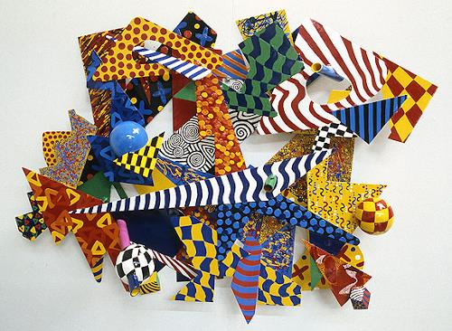 Bruce Gray, Wall sculpture #16, Abstraktes, Gegenwartskunst, Abstrakter Expressionismus