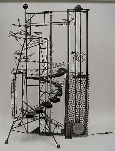 Bruce Gray, California Dreamin, Technik, Bewegung, Konzeptkunst, Abstrakter Expressionismus