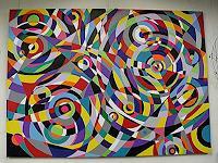 Bruce-Gray-Abstraktes-Bewegung