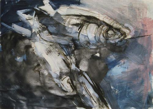 Ursula Guttropf, Fische, Tiere: Wasser, Diverse Tiere, Expressionismus