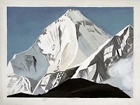Valeriy-Grachov-Landschaft-Berge-Neuzeit-Realismus