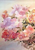 Valeriy-Grachov-Pflanzen-Blumen-Neuzeit-Realismus