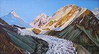 Valeriy-Grachov-Landschaft-Berge-Gegenwartskunst-Gegenwartskunst