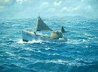 J. Tait, Danish Trawler