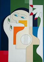 H. Handsaeme, Intimately with music