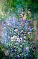 Natalia-Rudsina-Zeiten-Fruehling-Pflanzen-Blumen