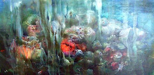 Natalia Rudsina, Fantasie 2, Fantasie, Natur: Wasser