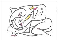universal-arts-Jacqueline-Ditt---Mario-Strack-Diverse-Erotik-Abstraktes-Moderne-Pop-Art