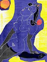 universal-arts-Jacqueline-Ditt---Mario-Strack-Akt-Erotik-Akt-Frau-Diverse-Erotik-Moderne-Pop-Art