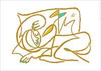 universal-arts-Jacqueline-Ditt---Mario-Strack-Menschen-Akt-Erotik-Akt-Frau-Moderne-Pop-Art