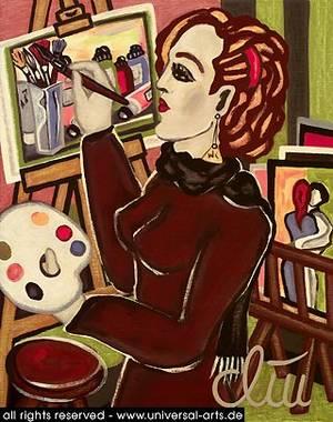 Kunst von universal arts Jacqueline Ditt & Mario Strack