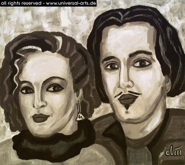 universal arts Jacqueline Ditt & Mario Strack