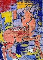 universal-arts-Jacqueline-Ditt---Mario-Strack-Tiere-Land-Diverse-Tiere