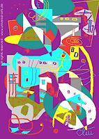 universal-arts-Jacqueline-Ditt---Mario-Strack-Abstraktes-Diverse-Bauten