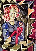 universal-arts-Jacqueline-Ditt---Mario-Strack-Fantasie-Menschen-Frau