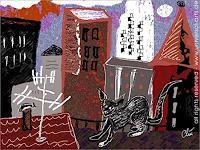 universal-arts-Jacqueline-Ditt---Mario-Strack-Tiere-Land-Diverse-Bauten