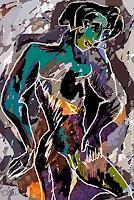universal-arts-Jacqueline-Ditt---Mario-Strack-Akt-Erotik-Akt-Mann-Diverse-Erotik
