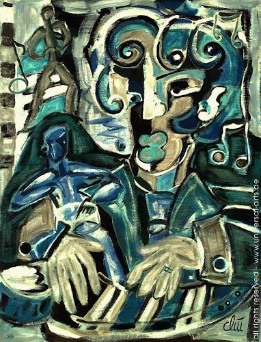 universal arts Jacqueline Ditt & Mario Strack, Arrangement von Jacqueline Ditt, Musik: Instrument, Musik: Musiker, Expressionismus