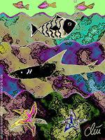 universal-arts-Jacqueline-Ditt---Mario-Strack-Tiere-Wasser-Diverse-Tiere