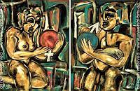 universal-arts-Jacqueline-Ditt---Mario-Strack-Menschen-Paare-Menschen-Paare