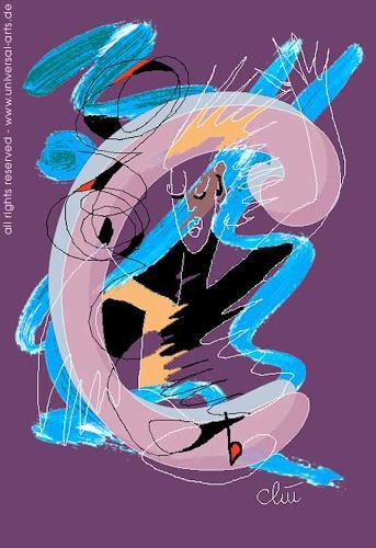 universal arts Jacqueline Ditt & Mario Strack, SoundTrack 10 von Jacqueline Ditt, Abstraktes, Diverse Musik, Expressionismus