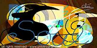 universal-arts-Jacqueline-Ditt---Mario-Strack-Abstraktes-Diverse-Gefuehle