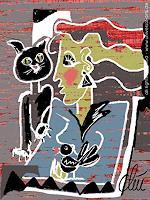 universal-arts-Jacqueline-Ditt---Mario-Strack-Tiere-Land-Menschen-Frau
